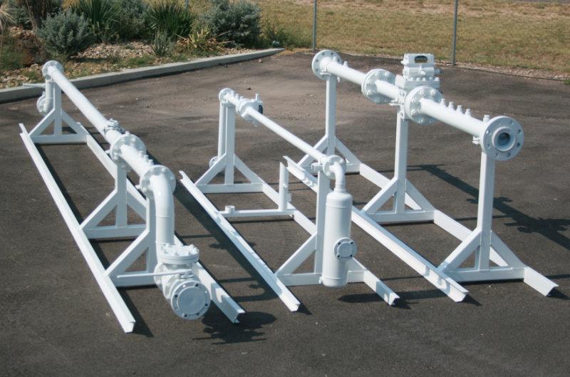Flozone measurement ltd production equipment